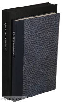 QUARTER TO MIDNIGHT. GAYLORD SCHANILEC & MIDNIGHT PAPER SALES. A DISCURSIVE BIBLIOGRAPHY