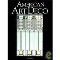 image of American Art Deco (American Art Series)