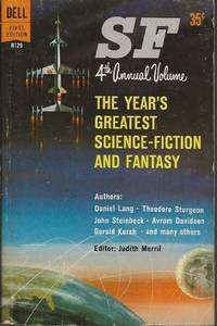 SF: The Year's Greatest Science Fiction and Fantasy: 4th Annual Volume