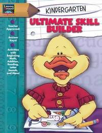 image of Kindergarten (Ultimate Skill Builder)
