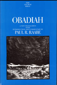 Obadiah: A New Translation With Introduction and Commentary