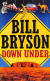 image of Down Under: Travels in a Sunburned Country (Bryson)