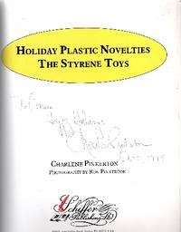 image of Holiday Plastic Novelties: The Styrene Toys