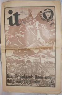 image of International Times, #71, Jan, 14-28, 1970