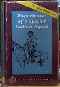 image of Experiences of a Special Indian Agent
