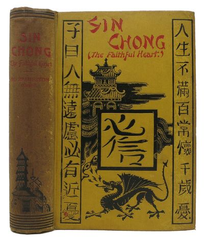London: The Walter Scott Publishing Co., Ltd, 1902. 1st Edition. Original publisher's yellow cloth b...