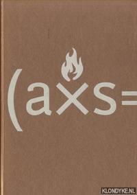 (AXS = 12,5). Twaalfeneenhalf jaar ankerxstrijbos grafisch ontwerp