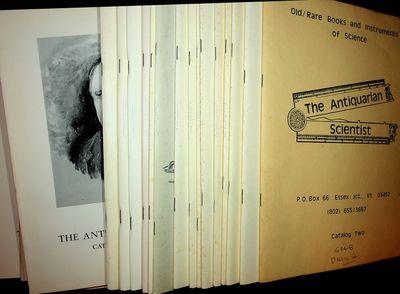 Essex Jct, Vt, Amesbury MA, Dracut MA, Acton MA, Southampton MA, various. First Edition. Wraps. Near...
