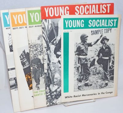 magazine. Five issues of the magazine for the year 1965, missing the March/April issue. Various pagi...