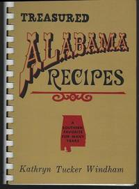 TREASURED ALABAMA RECIPES A Southern Favorite for Many Years