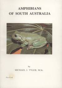 Amphibians of South Australia
