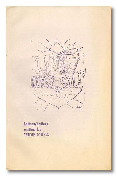 pp. Octavo. Pale lavender wrapper, printed in violet ink. Some slight use at the overlap wrapper edg...