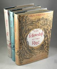 The Lord of the Rings - 3 Volume Set Comprising: The Fellowship of the Ring, The Two Towers and The Return of the King