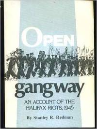 Open Gangway by Stanley R. Redman - Paperback - from SeaWaves Press and Biblio.com