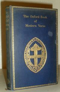 The Oxford Book of Modern Verse 1892-1935