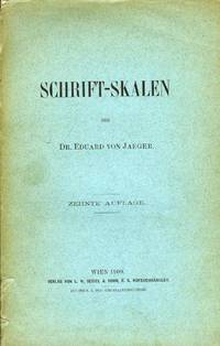 Schrift-Skalen