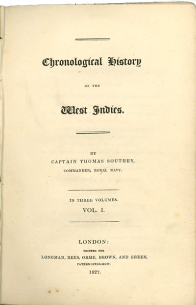 London: Longman, Rees, Orme, Brown, and Green, 1827. First edition. Vol. I: original paper-covered b...