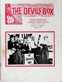 image of The Devil's Box (Volume 23, No 2, Summer 1989)