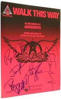 Walk This Way: As Recorded by Aerosmith