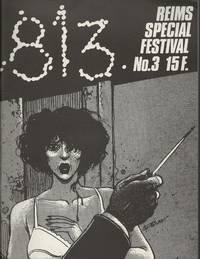 image of 813 ~ No. 3 ~ Reims Special Festival