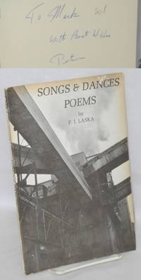 image of Songs and dances: poems