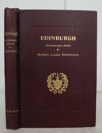 image of Edinburgh. Picturesque Notes.