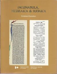 INCUNABULA, HEBRAICA AND JUDAICA