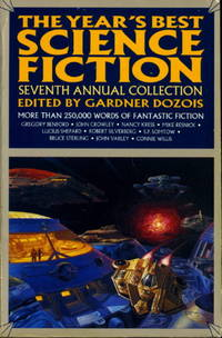 image of THE YEAR'S BEST SCIENCE FICTION: Seventh (7th) Annual Collection.