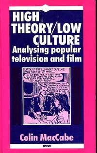 High Theory, Low Culture: analysing popular television and film