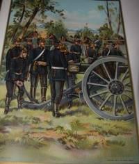 Deutschlands Heer und Flotte in Wort und Bild.  Germany's Army and Navy by Pen and Picture.  1899.