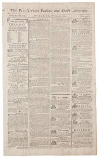 The Pennsylvania Packet, and Daily Advertiser... [No. 3333]
