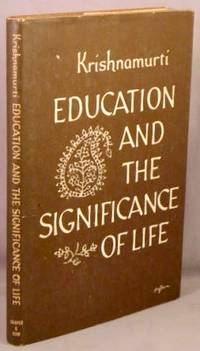 image of Education and the Significance of Life.
