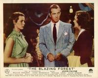 The Blazing Forest (Original photograph from the 1952 film)