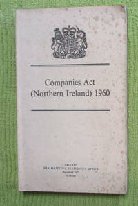 Companies Act (Northern Ireland) 1960