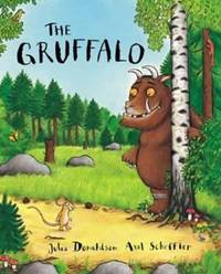 The Gruffalo by  Julia Donaldson - Hardcover - 2002 - from ThriftBooks and Biblio.com