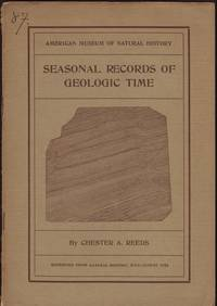 image of SEASONAL RECORDS OF GEOLOGIC TIME, Reprinted from Natural History, July-August 1923