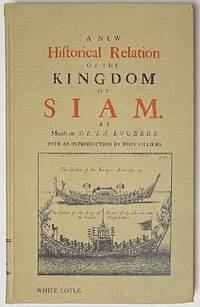 image of A new historical relation of the Kingdom of Siam