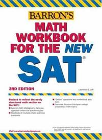 Math Workbook for the New SAT?