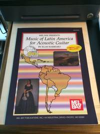 image of Music of Latin America for Acoustic Guitar