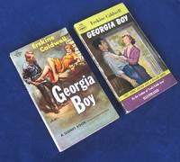 image of GEORGIA BOY (Two Versions of the Same Title Signed By Cover Artist James Avati)