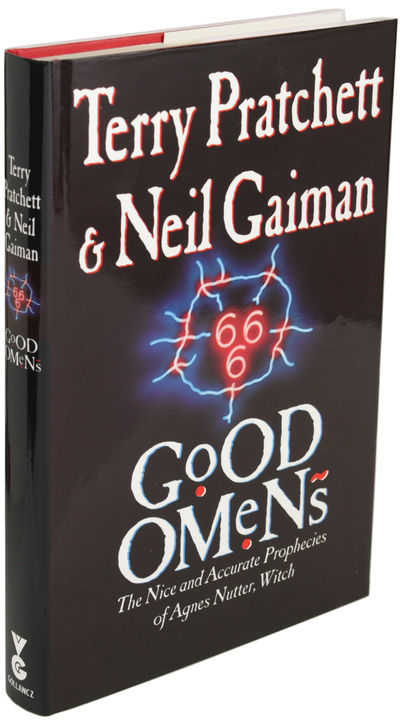 viaLibri ~ GOOD OMENS: THE NICE AND ACCURATE PROPHECIES OF AGNES