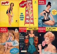 Blighty / Parade (20 vintage British pinup magazines, 1955-60)