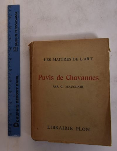 Paris: Plon, 1928. Softcover. Good (tanning to pages and wraps but text and plates are clear/readabl...