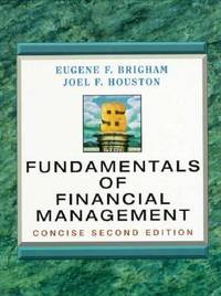 image of Fundamentals of Financial Management