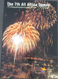 image of The 7th All Africa Games Commemorative Book - Greater Johannesburg, 10-19 September 1999