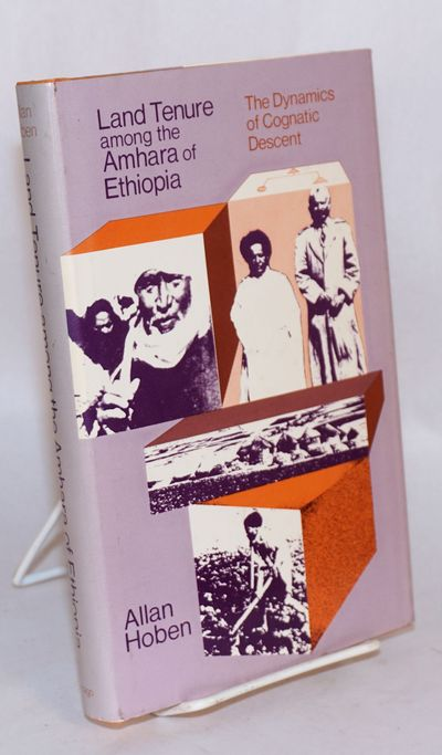 Chicago: The University of Chicago Press, 1973. Hardcover. xiv+273p., note on Amharic transcription,...