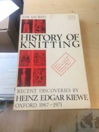 image of The Sacred History of Knitting