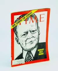 Time Magazine October 10 1969 New Leaders for Germany Socialist Willy Brandt