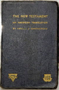 image of The New Testament:  An American Translation
