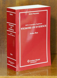 Wigmore on Evidence. 2007-2 Cumulative Supplement ONLY. 1 softbound bk